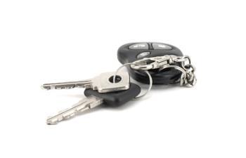 Wenn der Schlüssel vom Auto weg ist